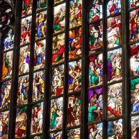 Миланский собор внутри (Duomo di Milano)
