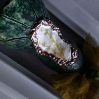Колокольчик из керамики с росписью
